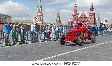 GAZ GL-1 1940 the first Soviet sports car