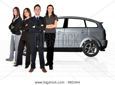 Car Sales Team