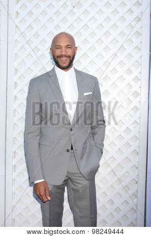 LOS ANGELES - AUG 8:  Stephen Bishop at the 17th Annual HollyRod Designcare Gala at the The Lot on August 8, 2015 in West Hollywood, CA