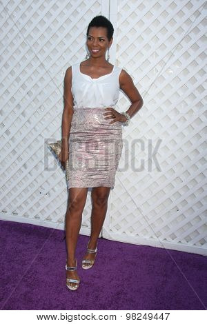 LOS ANGELES - AUG 8:  Vanessa Williams at the 17th Annual HollyRod Designcare Gala at the The Lot on August 8, 2015 in West Hollywood, CA