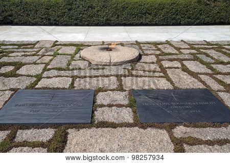 President John F Kennedy Tomb