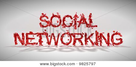 Social Networking Vulnerability Concept