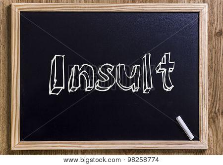 Insult