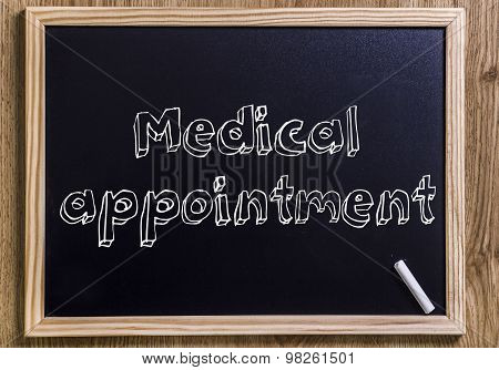 Medical Appointment