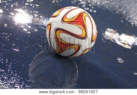 Official Uefa Europa League 2014/15 Season Ball