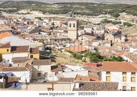 Chinchilla de Monte Aragon - Albacete - Spain