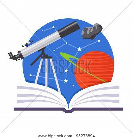 Astronomy Emblem