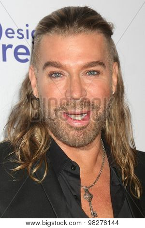 LOS ANGELES - AUG 8:  Chaz Dean at the 17th Annual HollyRod Designcare Gala at the The Lot on August 8, 2015 in West Hollywood, CA