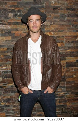 LOS ANGELES - AUG 8:  Ryan Carnes at the General Hospital Fan Club Luncheon Arrivals at the Embassy Suites Hotel on August 8, 2015 in Glendale, CA