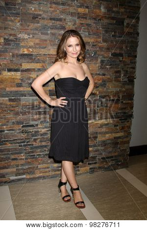 LOS ANGELES - AUG 8:  Lisa LoCicero at the General Hospital Fan Club Luncheon Arrivals at the Embassy Suites Hotel on August 8, 2015 in Glendale, CA