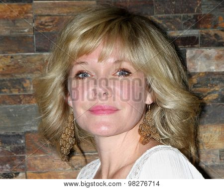 LOS ANGELES - AUG 8:  Maura West at the General Hospital Fan Club Luncheon Arrivals at the Embassy Suites Hotel on August 8, 2015 in Glendale, CA