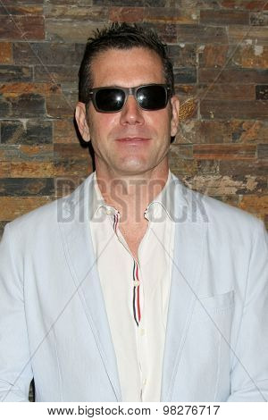 LOS ANGELES - AUG 8:  Frank Valentini at the General Hospital Fan Club Luncheon Arrivals at the Embassy Suites Hotel on August 8, 2015 in Glendale, CA