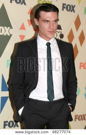 LOS ANGELES - AUG 6:  Finn Wittrock at the FOX Summer TCA All-Star Party 2015 at the Soho House on August 6, 2015 in West Hollywood, CA