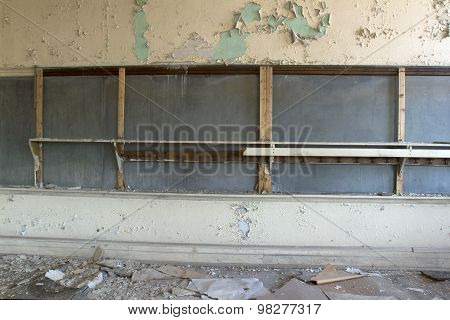 Classroom In Decay