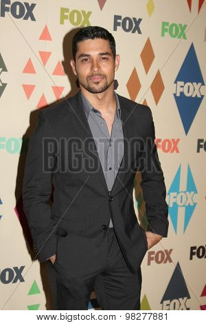 LOS ANGELES - AUG 6:  Wilmer Valderrama at the FOX Summer TCA All-Star Party 2015 at the Soho House on August 6, 2015 in West Hollywood, CA