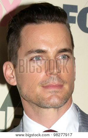 LOS ANGELES - AUG 6:  Matt Bomer at the FOX Summer TCA All-Star Party 2015 at the Soho House on August 6, 2015 in West Hollywood, CA