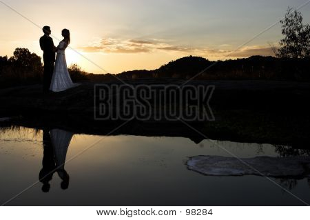 Sunset Bride