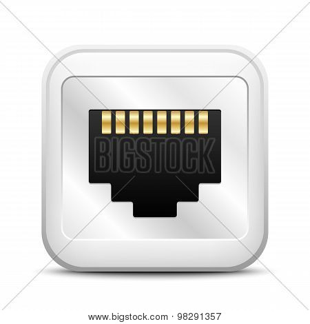 Network Socket App Icon
