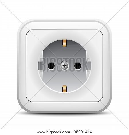 Power Outlet App Icon