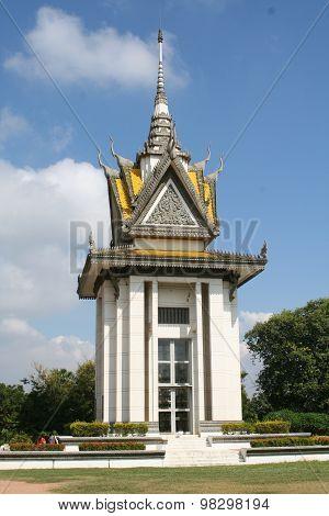 Stupa at