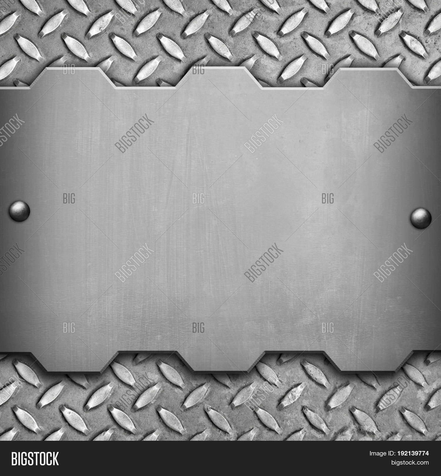 metal template diamond plate image  u0026 photo