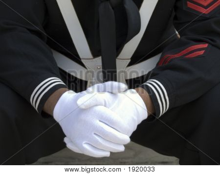 United States (Us / Usa) Navy Officer