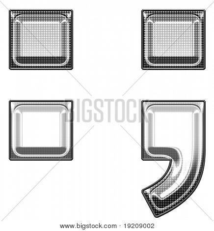 colon semicolon