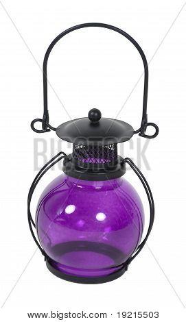 Lanterna roxa