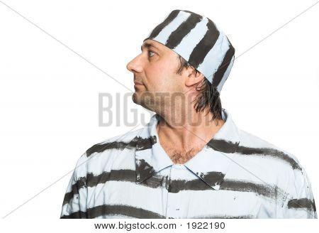 The Man In Prison Clothes