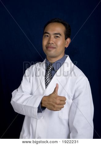 Doctor Thumbs Up