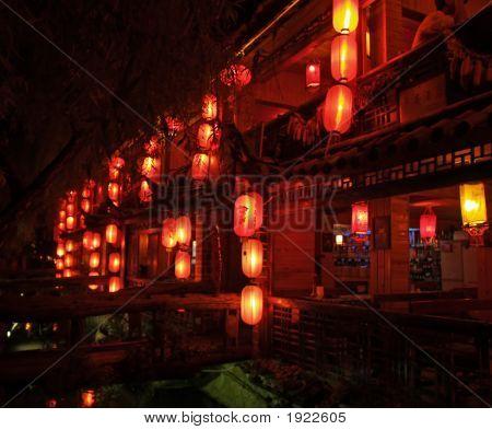 A Historical Town - Lijiang