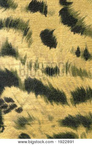 Leopard Skin Muster