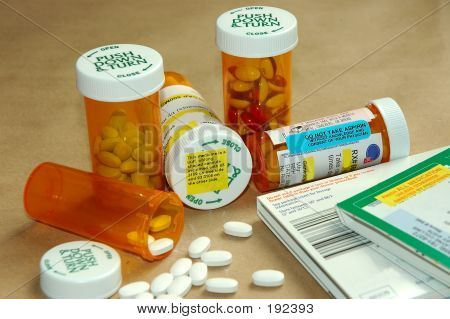 Drogen und Warnungen