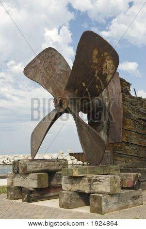 Rusty Porpeller