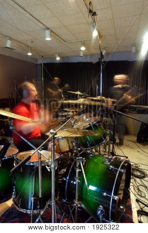 Im Studio 2