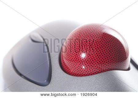 Detail Of Trackball