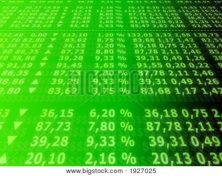 Stock Numbers