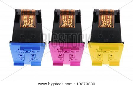Colour Ink Cartridges