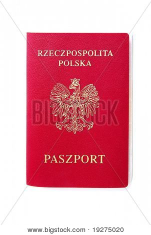The new polish Passport