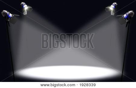 Im Rampenlicht