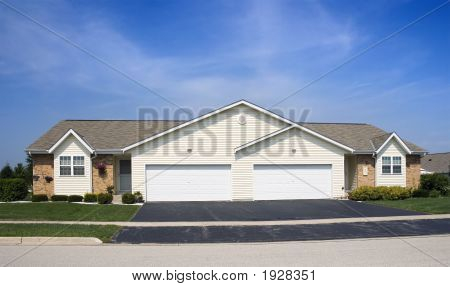 Income Property Duplex Home