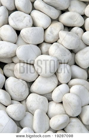 White stone background (texture)