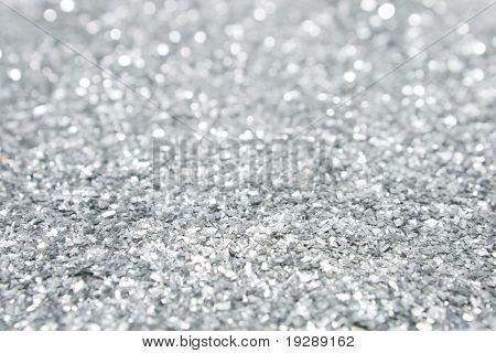 Glitter plata Close Up