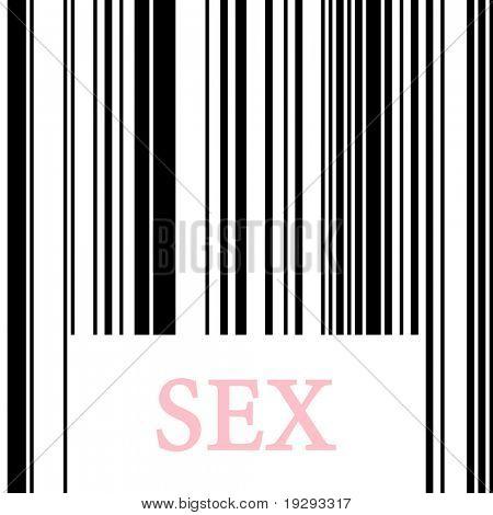 Código de barras do sexo