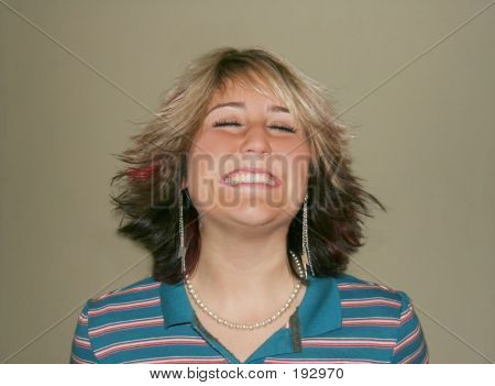 Punky Girl Crazy Mug 2