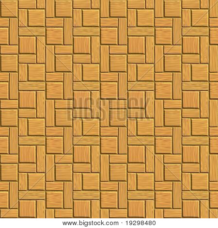 nice background image of wooden tile pattern