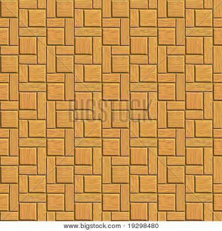 nice background image of wooden tile pattern