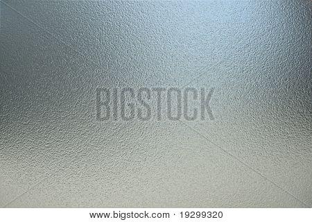 großes Blatt glänzend Silber oder Zinn-Folie