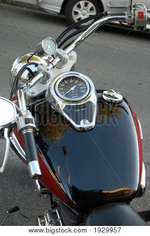 Bike Shine Top View
