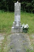 Confederate Wife's Grave